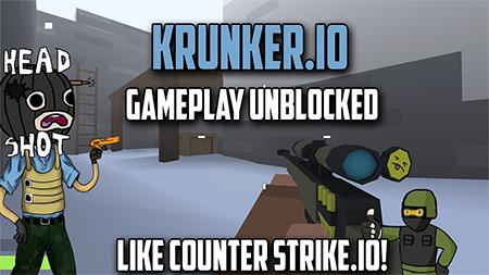Krunker.io Unblocked